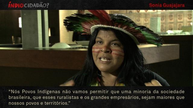 Sonia Guajajara Verbo 2
